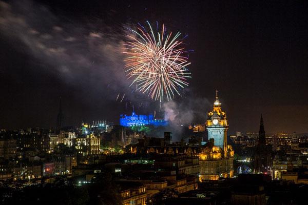 爱丁堡:今夏将迎来7大充满活力的节日庆典