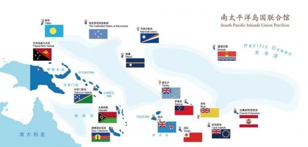 上航旅游集团:与南太平洋岛国联合馆战略合作