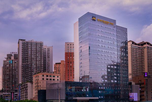 中旅酒店集团:科技智慧型酒店在重庆盛大揭幕