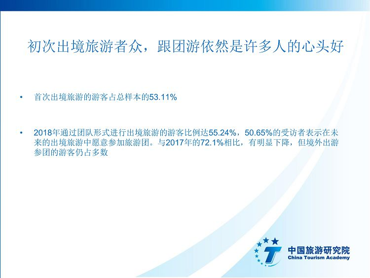 中国出境旅游发展年度报告2019_28