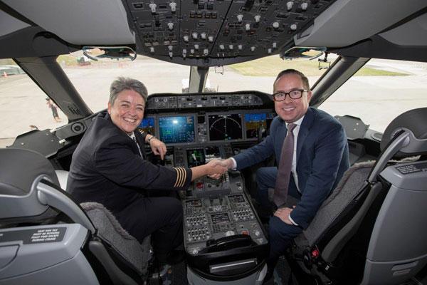 """澳洲航空:宣布""""日出计划""""进入研究性试飞阶段"""