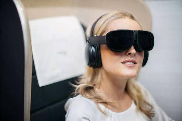 英国航空:测试空中VR服务 帮助旅客消除焦虑