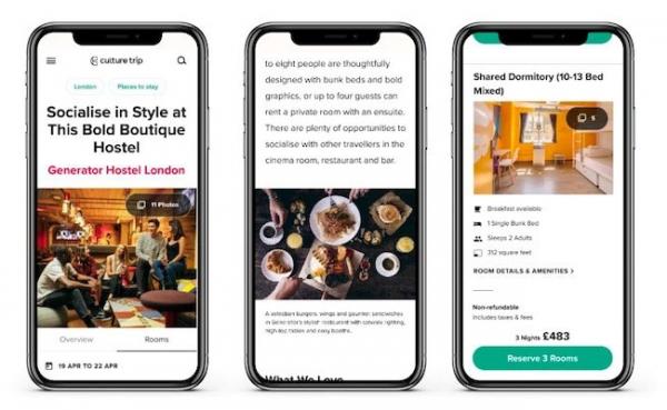 Culture Trip:推出OTA平臺 將覆蓋所有服務渠道