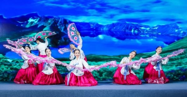 """2019""""东北亚(中国·延边)文化旅游美食周""""开幕"""
