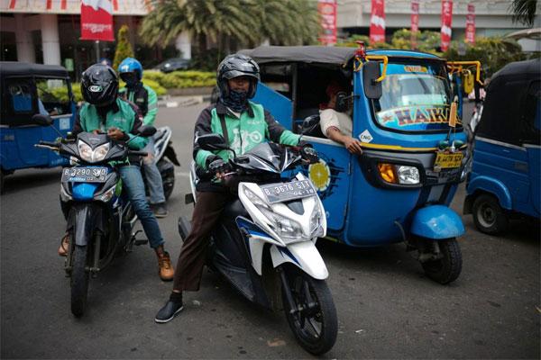 亚马逊:或以巨额投资印尼网约车企业Gojek