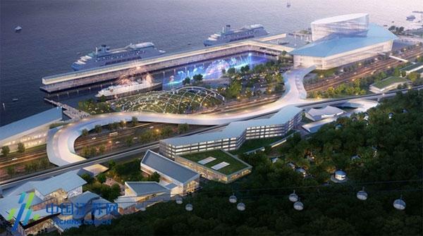 南京:国内首个内河综合型邮轮母港落户栖霞山