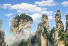 湖南:省內首個全程馬拉松落地張家界天門山