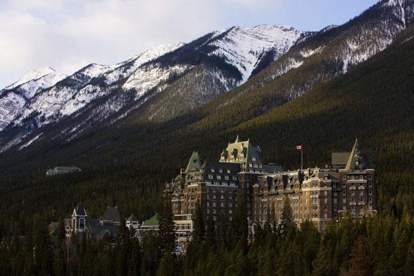 Fairmont-Hotels