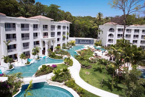Sandals Resorts欲45億美元出售全包式度假業務