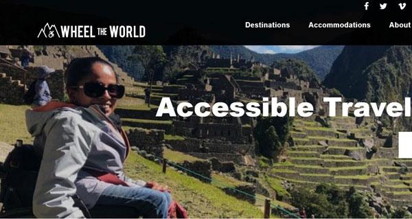 Wheel the World:智利初創企業幫助殘疾人旅行