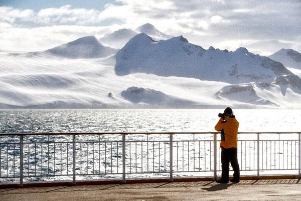 中国:2022至2023年将成为南极游的最大客源国