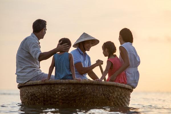 在富国岛长滩洲际度假酒店畅想国庆假期