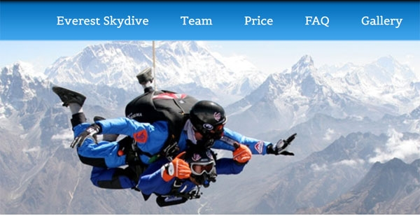 Everest-Skydive