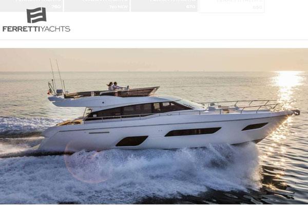 Ferretti:意豪华游艇生产商上市 估值10.8亿欧元