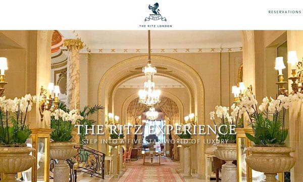 伦敦丽兹酒店:百年史上首次闭店 所有权被转手