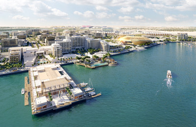 USD 3.3 bn waterfront destination in UAE capital completes major milestones as Yas Island's Yas Bay sees ambitious vision become reality