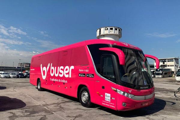 Buser: 巴西城际巴士预订平台获软银投资