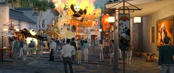 北京环球度假区:发布愿景视频 公布七大景区