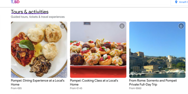 谷歌:将逐步关闭旅游与活动App Touring Bird