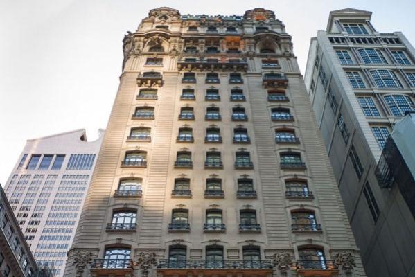 万豪:将纽约瑞吉酒店3.1亿美元出售给卡塔尔