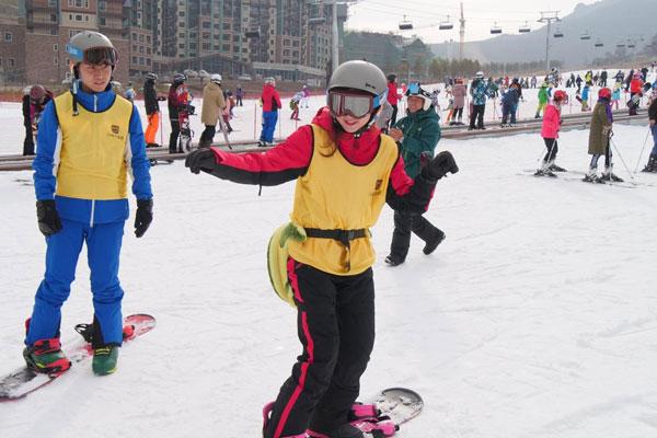 马蜂窝冰雪嘉年华:与旅游达人开启新雪季狂欢