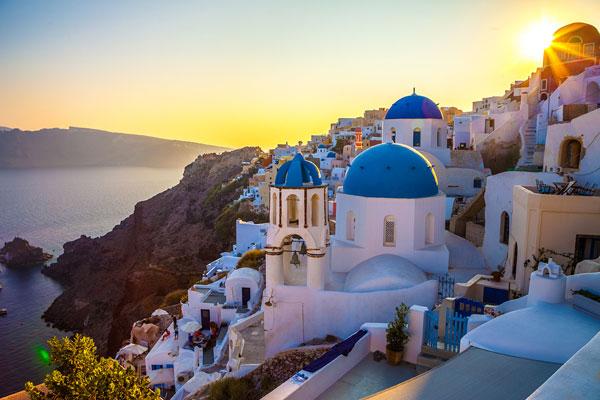 """中希关系迎""""高光"""":众信旅游赴希腊游产品添彩"""