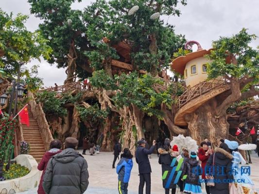 江苏:打造国内第二家安徒生童话乐园