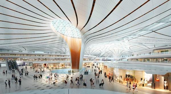 达美航空将于2020年3月入驻北京大兴国际机场