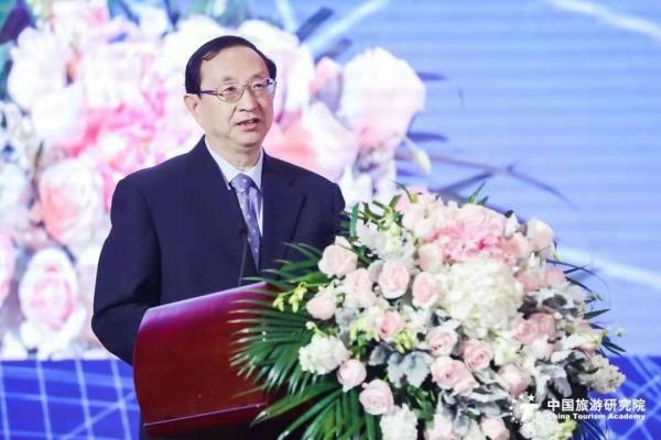 雒树刚部长:在中国旅游集团发展论坛上的讲话