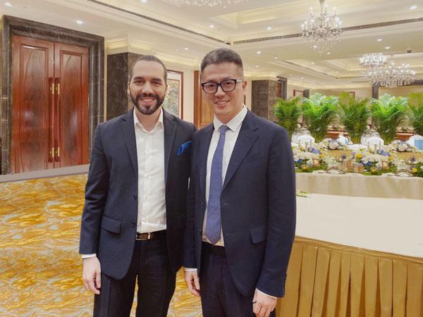 旅游新機遇:薩爾瓦多總統會見攜程CMO孫波