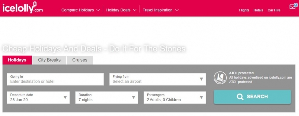 Icelolly:度假服務比價與交易平臺融資200萬英鎊