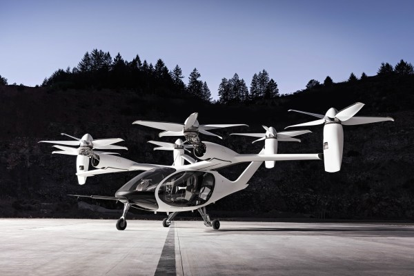Joby Aviation融資$5.9億開發電動空中出租車