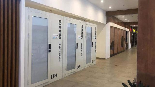 网红高速服务区: 迎来斯维登+MOBOX摩宝空间