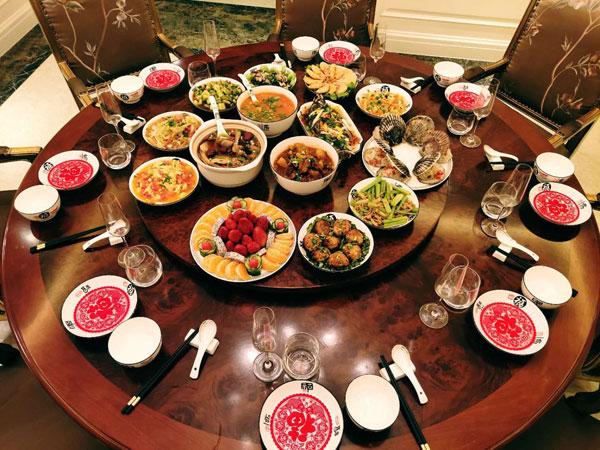 春节新风尚:斯维登欢墅推出私人订制年夜饭