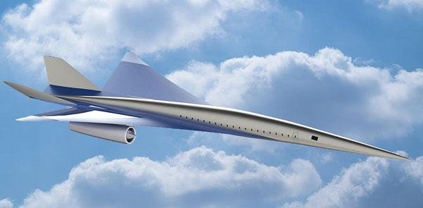 Exosonic:美国初创公司加入超了音速飞行竞赛