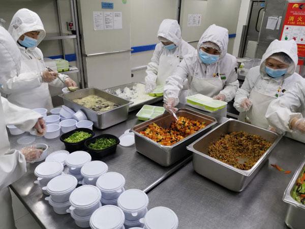 凯撒旅业:旗下易食控股全力保障复工配餐服务
