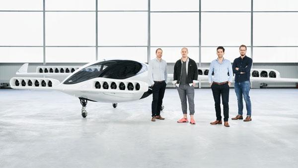德国空中出租车公司Lilium融资2.4亿美元