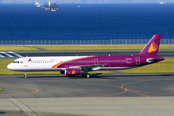 越南航空:考虑出售柬埔寨吴哥航空49%股份