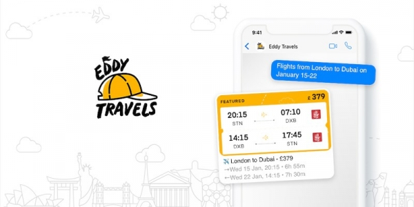 Eddy Travels- AI Travel Assistant