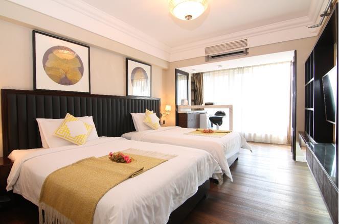 斯维登参与编制《旅游度假租赁公寓基本要求》