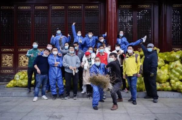 武汉解禁,酒店公寓志愿联盟要说声后会有期了