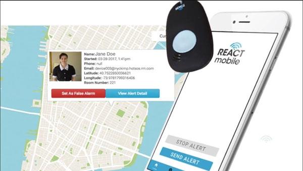 酒店员工定位平台ReactMobile融资600万美元