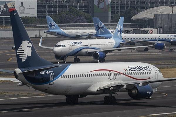 墨西哥航空:获1亿美元纾困基金应对行业困境