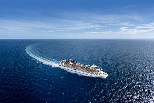 MSC地中海邮轮公布2021年夏季整体运营计划