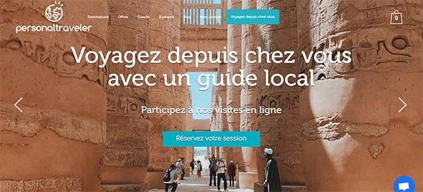 """法国创企Personal Traveler推出""""虚拟旅游""""服务"""