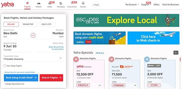 美国软件企业Ebix:终止收购印度OTA Yatra