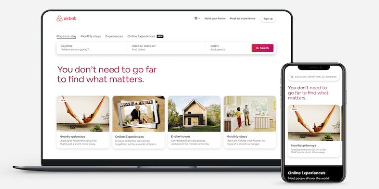 Airbnb推出Go Near计划:助力国内旅游恢复