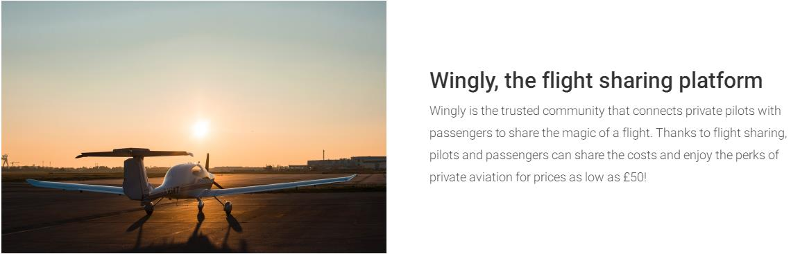 "Wingly:""空中优步""融资300万欧元"