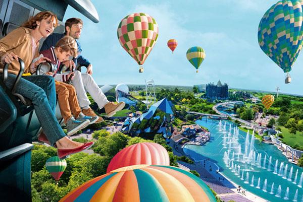 法国未来影视城将在2025年推出第二家主题乐园