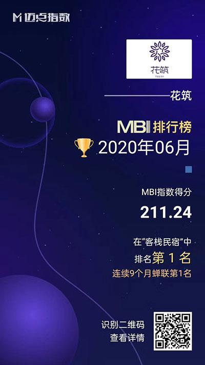 """""""花筑""""獲MBI2019年度客棧民宿影響力品牌金航獎"""